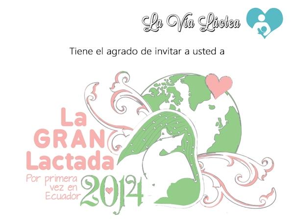 La Gran Lactada Ecuador